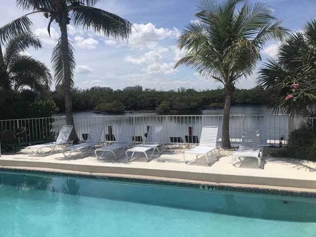 6520 N Ocean Boulevard #23, Ocean Ridge, FL 33435 (#RX-10747413) :: Michael Kaufman Real Estate
