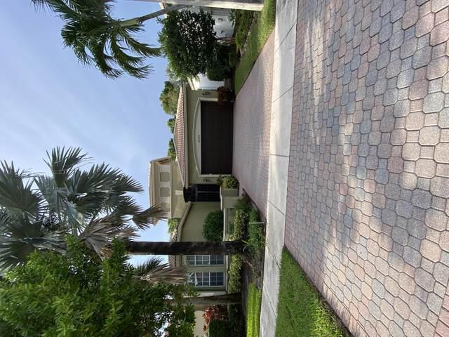 8585 Via Brilliante, Wellington, FL 33411 (MLS #RX-10747445) :: Berkshire Hathaway HomeServices EWM Realty