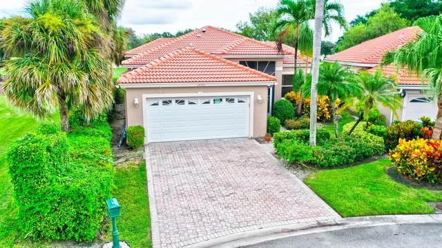 16145 Lomond Hills Trail, Delray Beach, FL 33446 (MLS #RX-10747452) :: Castelli Real Estate Services