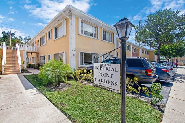5700 NE 22nd Way #310, Fort Lauderdale, FL 33308 (MLS #RX-10747480) :: Berkshire Hathaway HomeServices EWM Realty