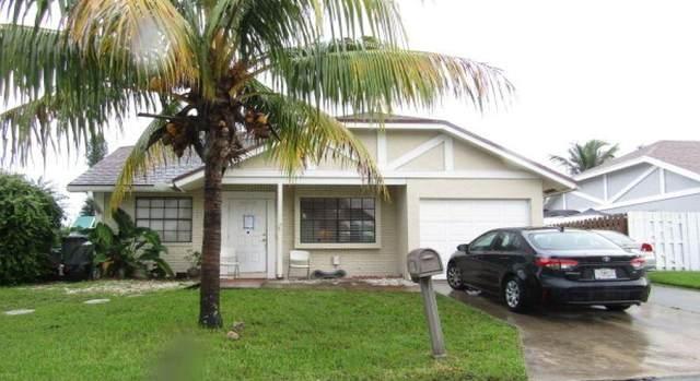 10534 Country Club Terrace, Boca Raton, FL 33428 (#RX-10747490) :: IvaniaHomes | Keller Williams Reserve Palm Beach