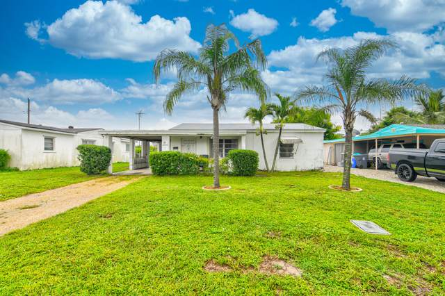 306 Elizabeth Road, Lake Worth, FL 33461 (#RX-10747559) :: Baron Real Estate