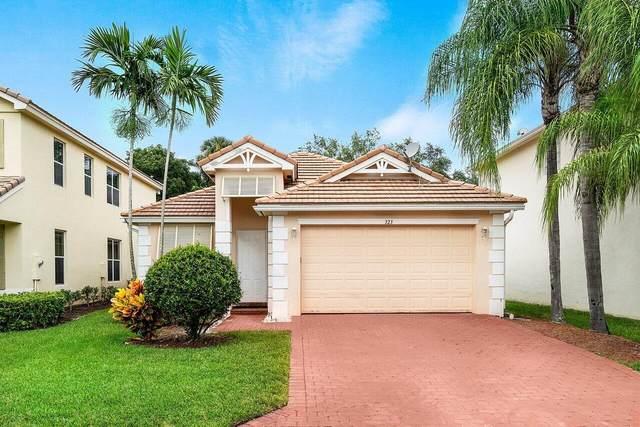 323 Belle Grove Lane, Royal Palm Beach, FL 33411 (#RX-10747577) :: Treasure Property Group