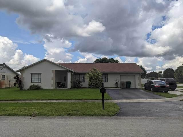1001 SW 127th Ter, Davie, FL 33325 (MLS #RX-10747580) :: Adam Docktor Group