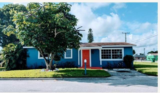 1585 W 34th Street, Riviera Beach, FL 33404 (#RX-10747584) :: The Reynolds Team | Compass