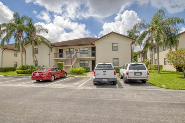 7609 Tahiti Lane #104, Lake Worth, FL 33467 (MLS #RX-10747587) :: Berkshire Hathaway HomeServices EWM Realty