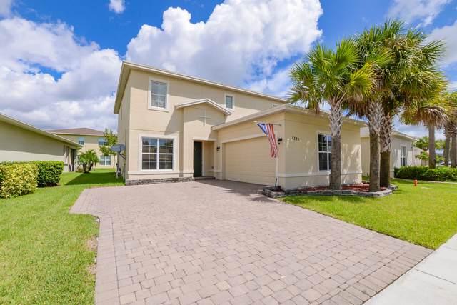 1333 NW Leonardo Circle, Port Saint Lucie, FL 34986 (#RX-10747591) :: Heather Towe | Keller Williams Jupiter