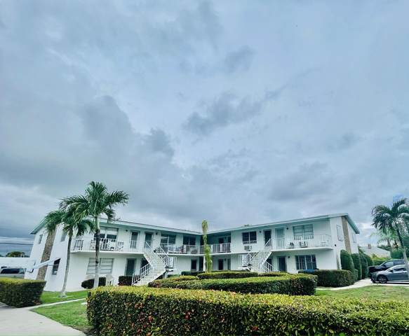 401 N J Street #8, Lake Worth, FL 33460 (MLS #RX-10747597) :: Castelli Real Estate Services