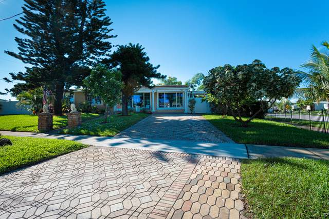 802 Small Drive, Lake Worth Beach, FL 33461 (#RX-10747607) :: Baron Real Estate