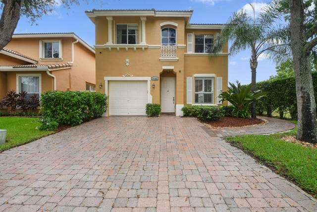 4168 Lake Tahoe Circle, West Palm Beach, FL 33409 (#RX-10747609) :: DO Homes Group