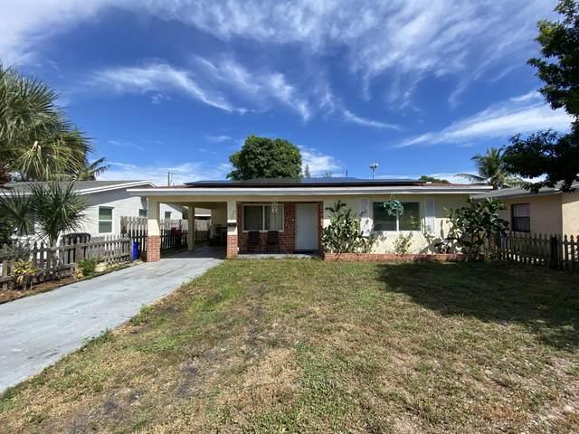 1010 S S G Street, Lake Worth, FL 33460 (#RX-10747617) :: DO Homes Group