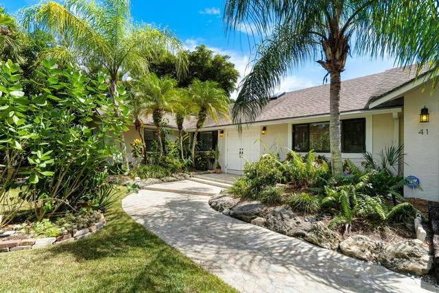 41 Coconut Lane, Ocean Ridge, FL 33435 (#RX-10747634) :: DO Homes Group