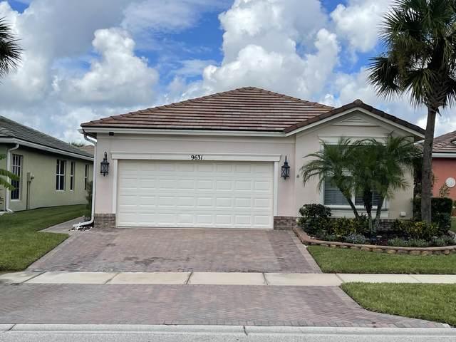 9631 SW Glenbrook Drive, Port Saint Lucie, FL 34987 (MLS #RX-10747636) :: Castelli Real Estate Services