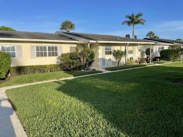 2781 Ashley Drive E C, West Palm Beach, FL 33415 (#RX-10747644) :: DO Homes Group