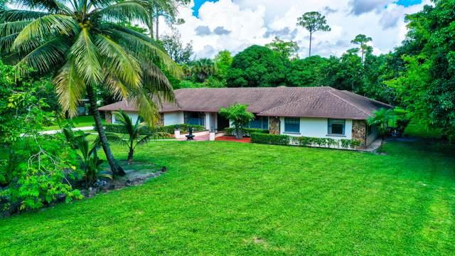 12623 Pineacre Lane, Wellington, FL 33414 (#RX-10747656) :: Treasure Property Group