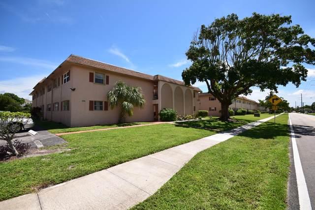 500 SW 2nd Avenue #2190, Boca Raton, FL 33432 (#RX-10747665) :: DO Homes Group