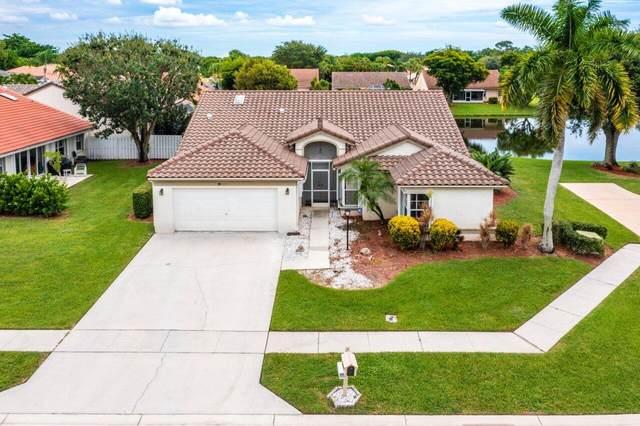 3860 Hidden Cypress Way, Lake Worth, FL 33467 (#RX-10747669) :: Treasure Property Group