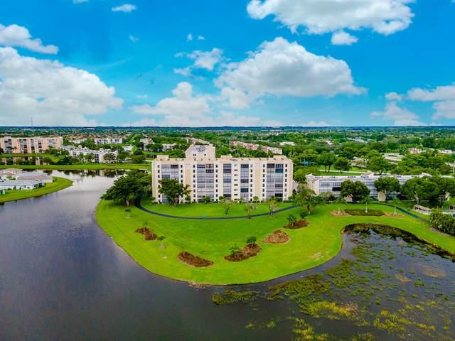 14426 Amberly Lane #207, Delray Beach, FL 33446 (#RX-10747674) :: Heather Towe | Keller Williams Jupiter
