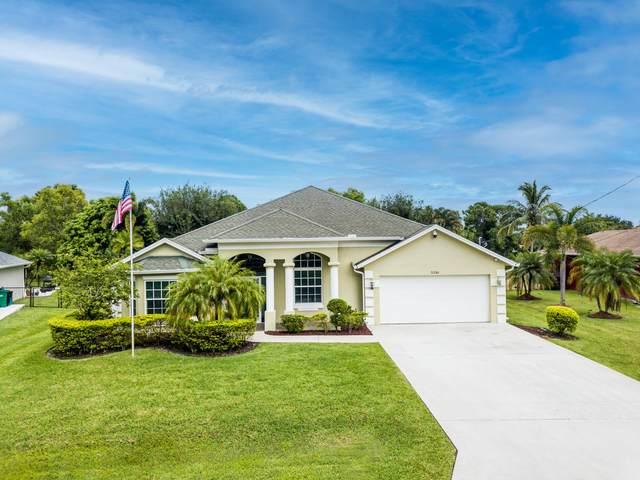 5336 NW Clark Avenue, Port Saint Lucie, FL 34983 (#RX-10747706) :: The Reynolds Team | Compass