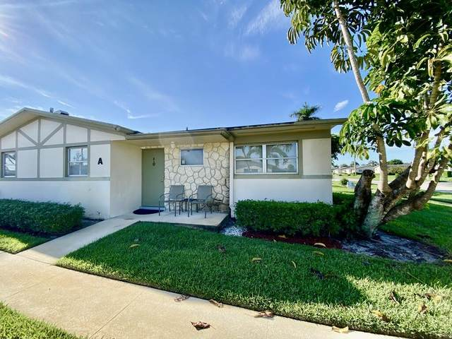 2640 Barkley Drive E A, West Palm Beach, FL 33415 (#RX-10747712) :: Baron Real Estate