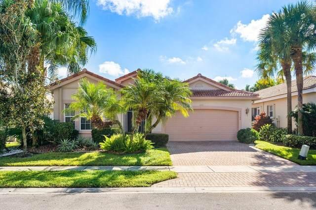 11162 Polynesian Way, Boynton Beach, FL 33437 (MLS #RX-10747720) :: Castelli Real Estate Services