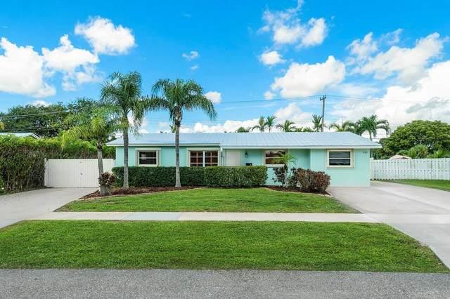 989 Laurel Road, North Palm Beach, FL 33408 (MLS #RX-10747729) :: Castelli Real Estate Services