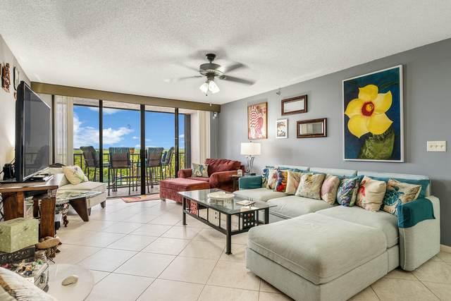5047 N Highway A1a #505, Hutchinson Island, FL 34949 (#RX-10747749) :: Posh Properties
