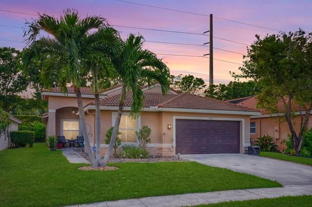 6344 Barton Creek Circle, Lake Worth, FL 33463 (#RX-10747750) :: Treasure Property Group