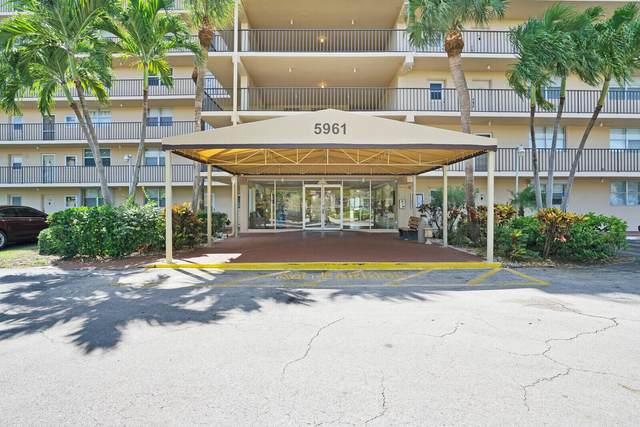 5961 NW 2nd Avenue #503, Boca Raton, FL 33487 (#RX-10747753) :: The Rizzuto Woodman Team