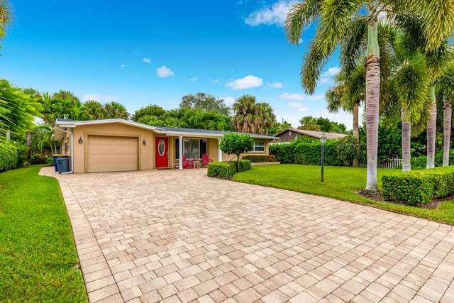 3477 NE Jeannette Drive, Jensen Beach, FL 34957 (#RX-10747755) :: Posh Properties