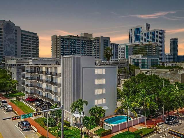 1100 Alton Road 2E, Miami Beach, FL 33139 (#RX-10747771) :: The Rizzuto Woodman Team