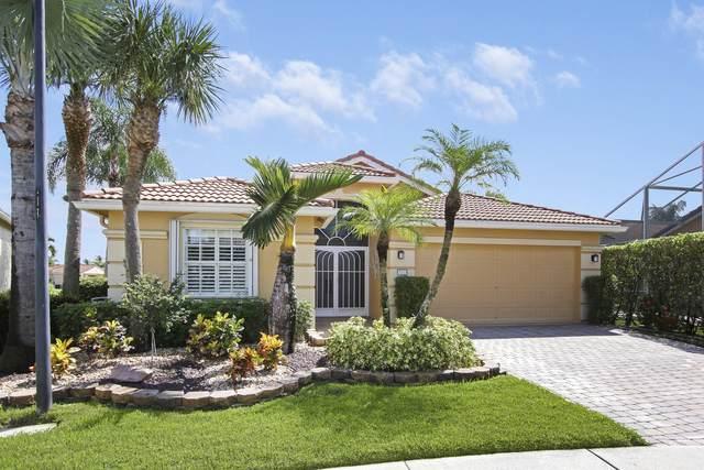 9909 Donato Way, Lake Worth, FL 33467 (#RX-10747780) :: Treasure Property Group