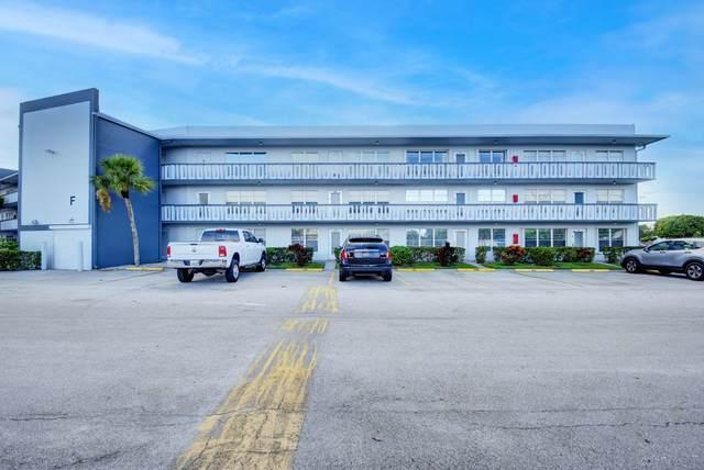 313 Wellington F, West Palm Beach, FL 33417 (#RX-10747794) :: IvaniaHomes | Keller Williams Reserve Palm Beach