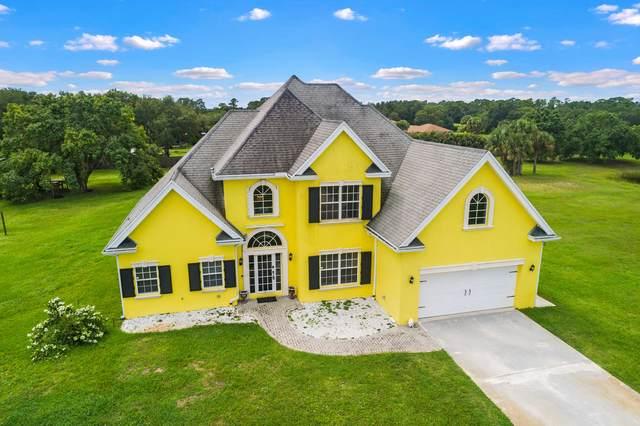 3380 SW Grass Trail, Palm City, FL 34990 (MLS #RX-10747805) :: Castelli Real Estate Services