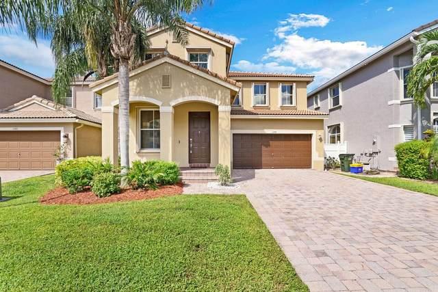 1290 W Magnolia Circle, Delray Beach, FL 33445 (#RX-10747813) :: Treasure Property Group