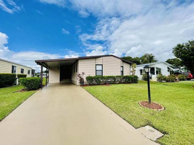 8205 Cinnamon Lane, Port Saint Lucie, FL 34952 (#RX-10747818) :: Treasure Property Group