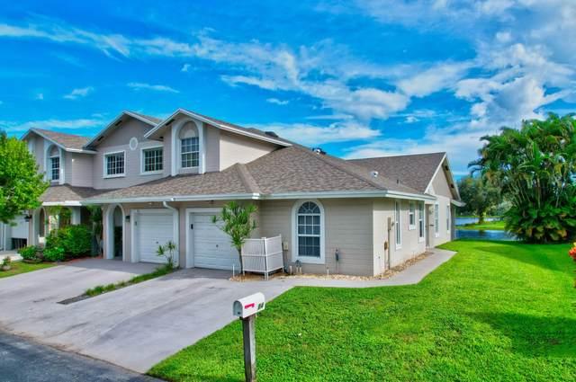 14 Desford Lane, Boynton Beach, FL 33426 (MLS #RX-10747833) :: The DJ & Lindsey Team