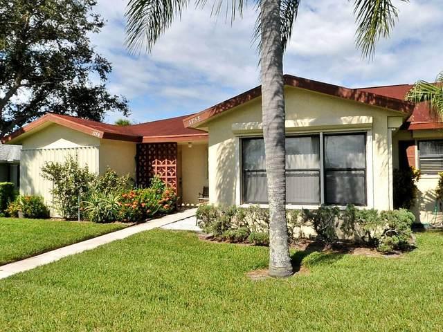 1758 Lakefront Boulevard B, Fort Pierce, FL 34982 (MLS #RX-10747834) :: The DJ & Lindsey Team
