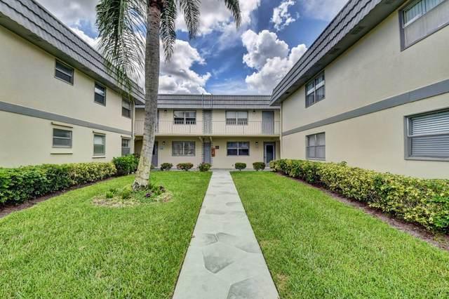 450 Brittany J, Delray Beach, FL 33446 (#RX-10747841) :: Treasure Property Group