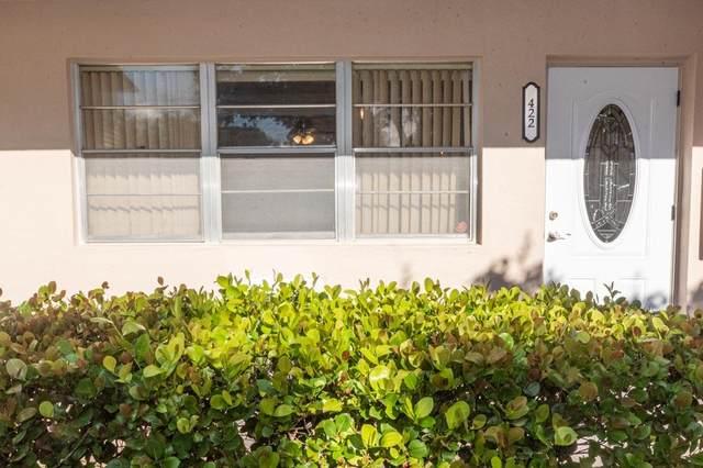 422 Chatham U, West Palm Beach, FL 33417 (#RX-10747854) :: The Rizzuto Woodman Team