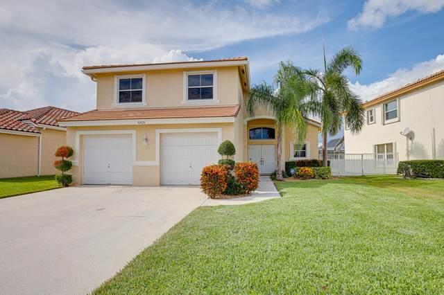 6400 Grand Cypress Circle, Lake Worth, FL 33463 (#RX-10747855) :: Treasure Property Group