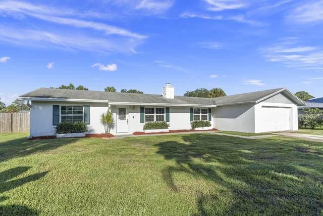 4701 Pinetree Drive, Fort Pierce, FL 34982 (MLS #RX-10747857) :: Castelli Real Estate Services