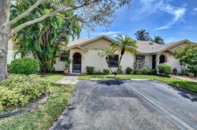 1337 NW 23rd Lane, Delray Beach, FL 33445 (#RX-10747859) :: Michael Kaufman Real Estate