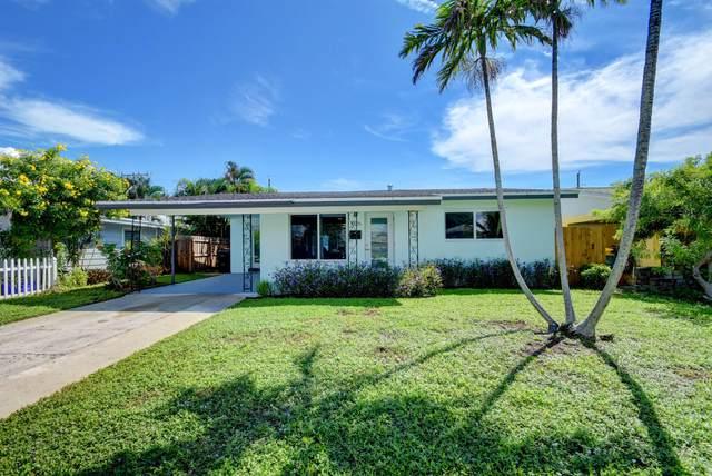 1526 N J Terrace, Lake Worth Beach, FL 33460 (#RX-10747864) :: Treasure Property Group