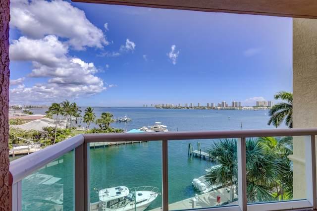 2650 Lake Shore Drive #405, Riviera Beach, FL 33404 (#RX-10747865) :: Treasure Property Group