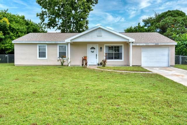 529 SW Belmont Circle, Port Saint Lucie, FL 34953 (#RX-10747897) :: Heather Towe | Keller Williams Jupiter