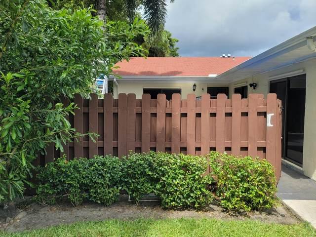 4393 Woodstock Drive C, West Palm Beach, FL 33409 (#RX-10747922) :: Michael Kaufman Real Estate