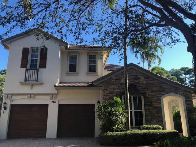 746 Bocce Court, Palm Beach Gardens, FL 33410 (MLS #RX-10747933) :: The DJ & Lindsey Team