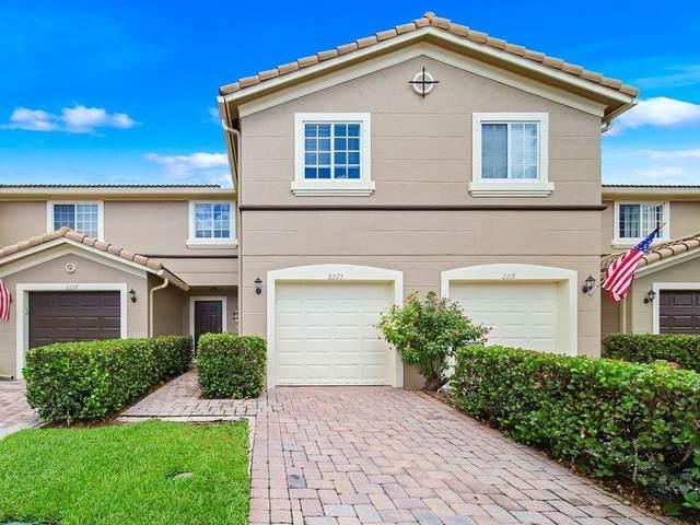 2223 SW Rockport Road, Port Saint Lucie, FL 34953 (#RX-10747945) :: Baron Real Estate