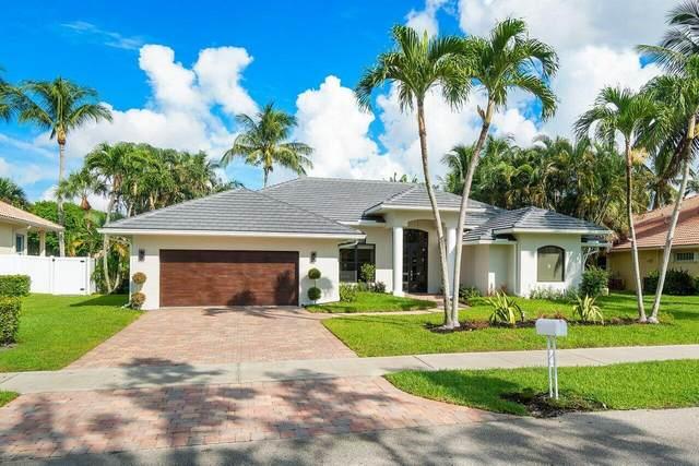 3135 Wedgewood Boulevard, Delray Beach, FL 33445 (#RX-10747946) :: Dalton Wade